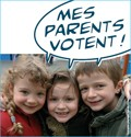 mes parents votent